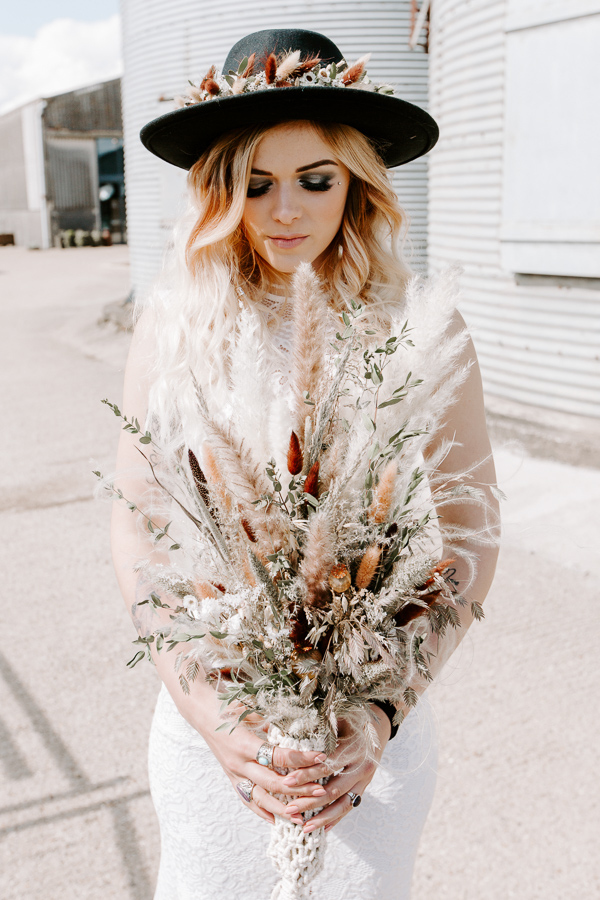 BOHOTANICAL | Eco Friendly Dried Wedding Flowers and Styling Hire | GREEN UNION | UK