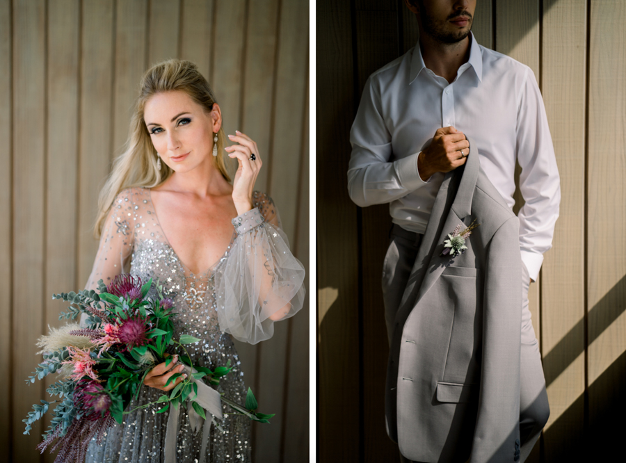 INSPIRATION - 'Until Eternity' in Thailand: A Beach Elopement at the Twinpalms Montazure Resort, Phuket, Captured by Madiow Photography - Aunchale Boutique