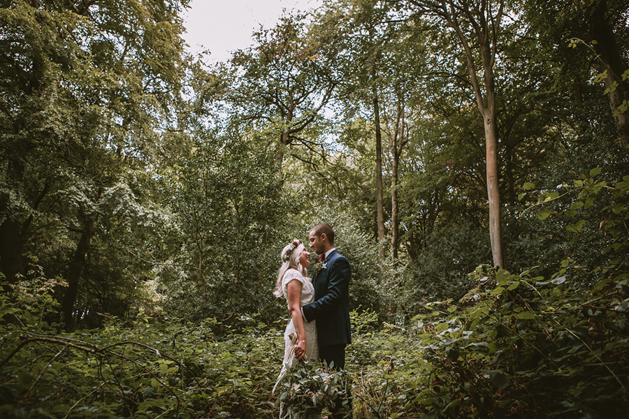 REAL WEDDING - The Heartfelt DIY Wedding Of Childhood Sweethearts, Kirsty And Will, Captured by GREEN UNION Partner Benni Carol At The Remenham Club, Henley-On-Thames