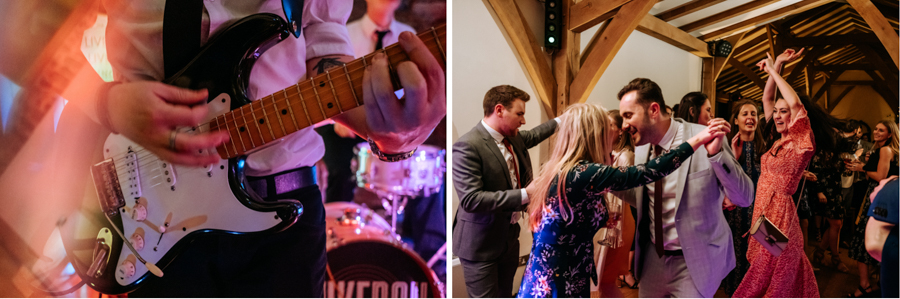 REAL WEDDING - The Simply Beautiful Spring Wedding of Hannah and Phil at Dodford Manor, Captured By GREEN UNION Partner, Ed Brown Photography - Jukebox MK live band