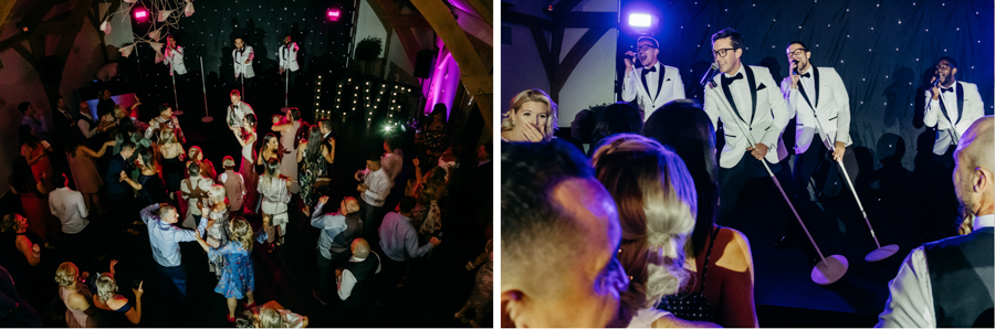 Souljers Live Band, Mythe Barn Wedding, Ed Brown Photography