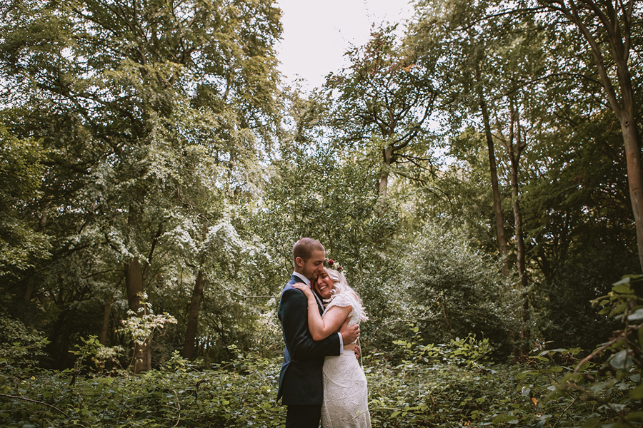 Real Wedding - Portraits Captured by GREEN UNION Partner Benni Carol At The Remenham Club