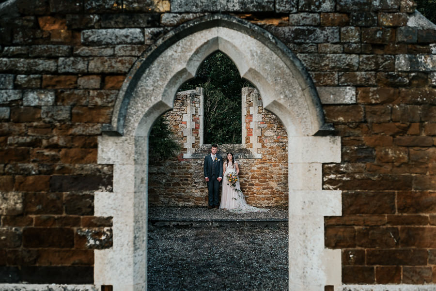 REAL WEDDING - Emily and Ashley's Rustic DIY Leicestershire Wedding, Captured by Jenny Appleton Photography - portraits