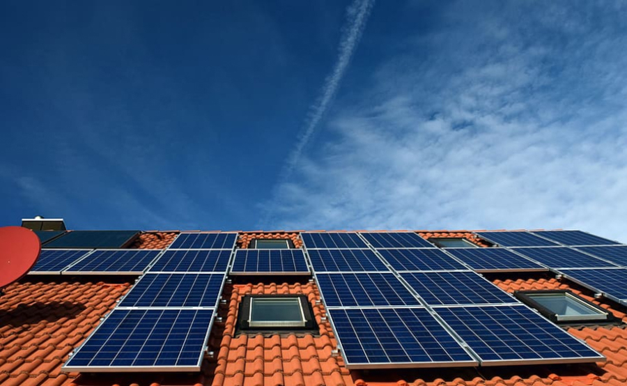 SUSTAINABLE LIVING - How to Make Your Home Eco-Friendly - install solar panels