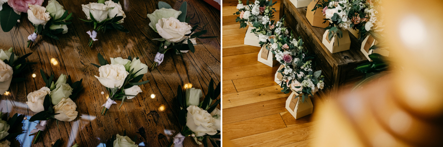 Wedding Flowers, Mythe Barn Wedding, Ed Brown Photography