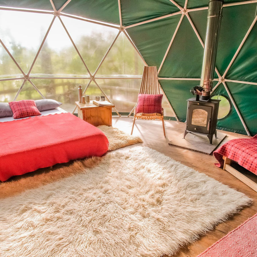 Cosy Under Canvas