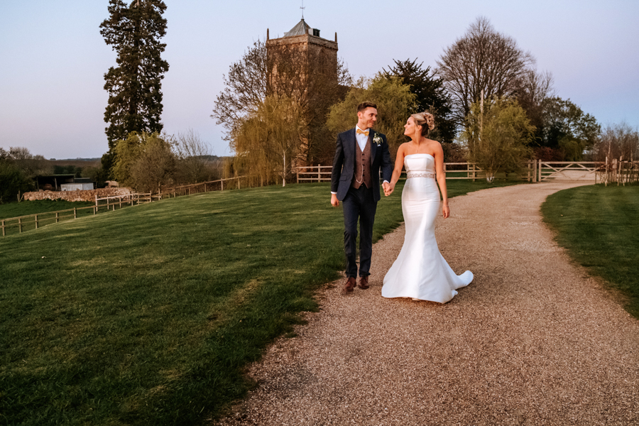 REAL WEDDING - The Simply Beautiful Spring Wedding of Hannah and Phil at Dodford Manor, Captured By GREEN UNION Partner, Ed Brown Photography - couple shots