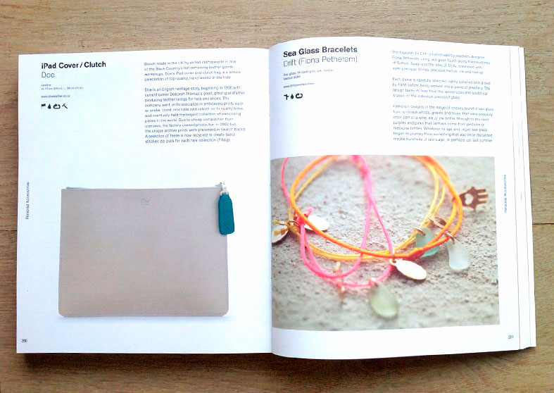 INSPIRATION: Drift Jewellery in new design book