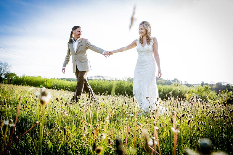 COMPETITION: Vote for a Welsh Green Wedding