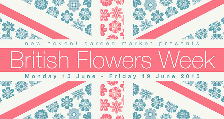 It's British Flowers Week!