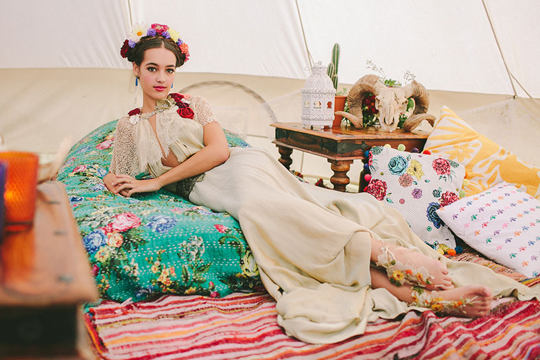 SEASONAL INSPIRATION: How to Survive the Festival (Wedding) Season Like a Pro