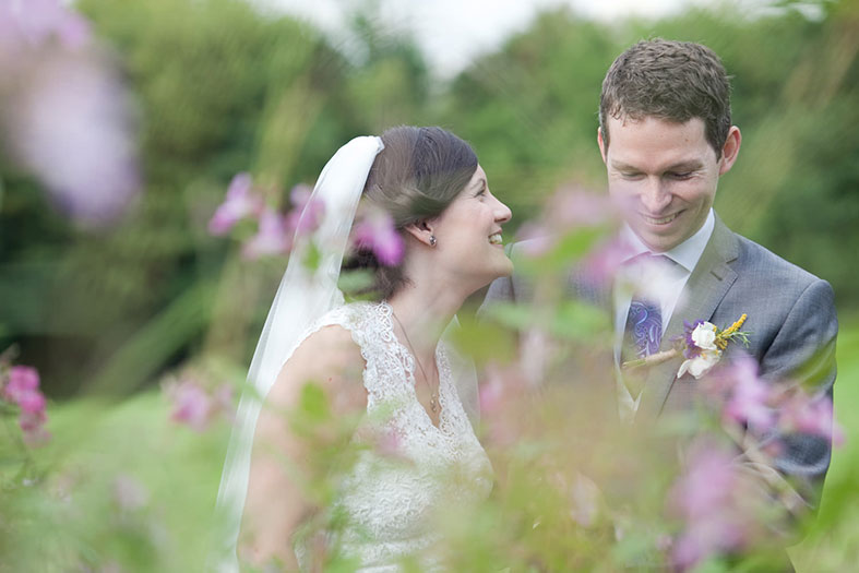 REAL WEDDINGS: A Charming Handmade Bristol Farm Wedding Adorned with Seasonal British Flowers