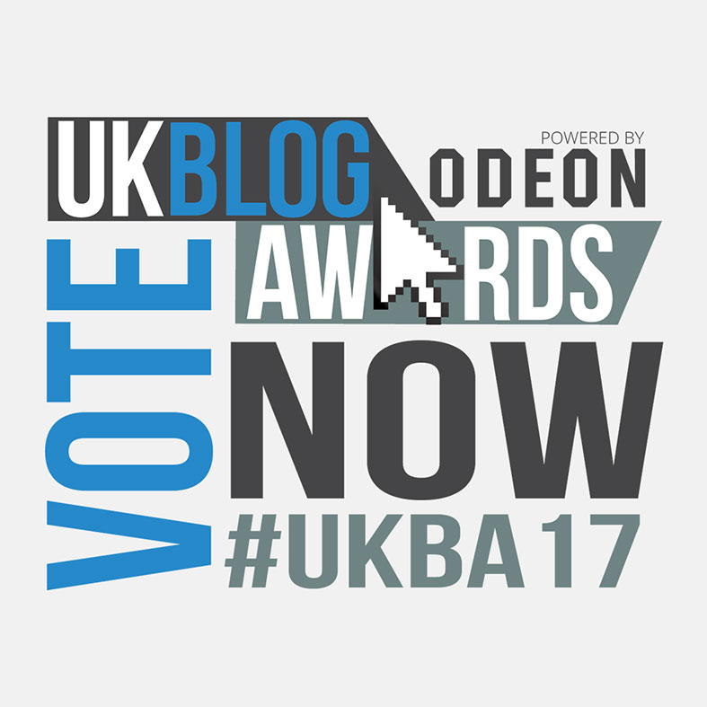 UK BLOG AWARDS 2017 | Please Vote for Green Union!