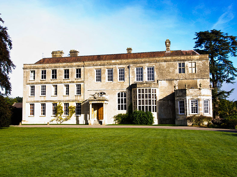 Elmore Court in Gloucestershire