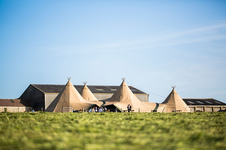 Tipis by World Inspired Tents