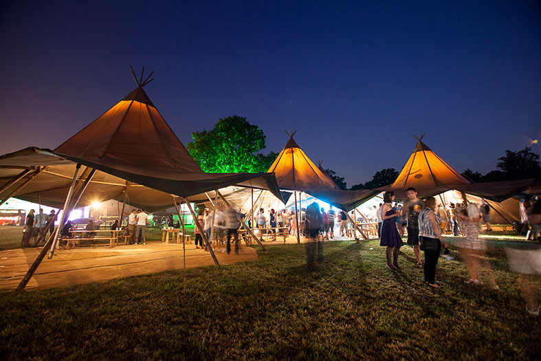 World Inspired Tents, South West of England