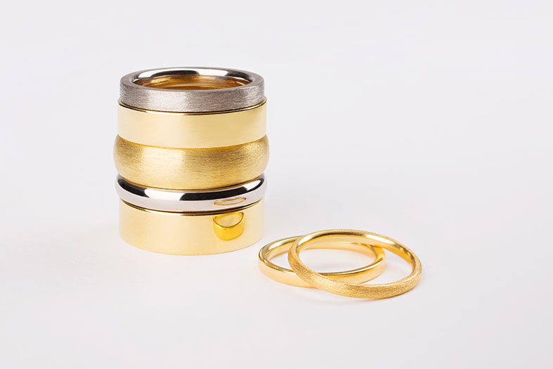 Fairtrade gold wedding and civil partnership rings for everyone
