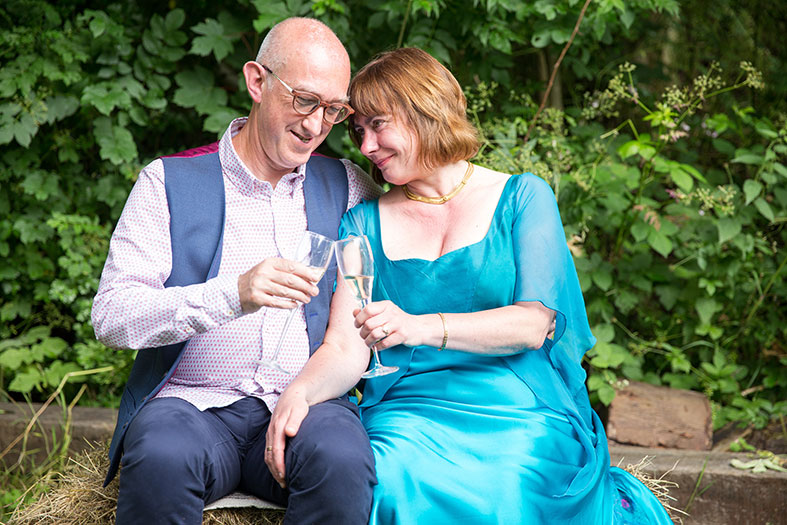 REAL WEDDINGS: A Very Personal Eco Friendly Wedding in the Heart of Bristol | Anne and Steve