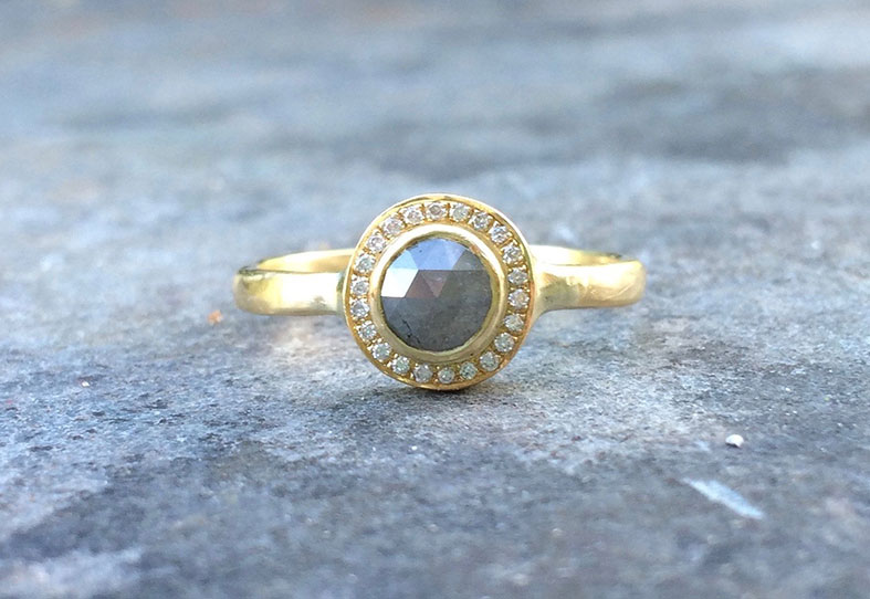 INTRODUCING: Beautiful Rustic-Luxe Ethical Wedding and Engagement Rings by Slade Fine Jewellery