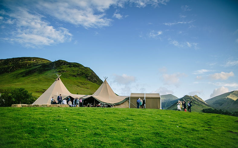 Fjell Event Tipis Spring Open Weekend | Saturday & Sunday 11th & 12th February 2107