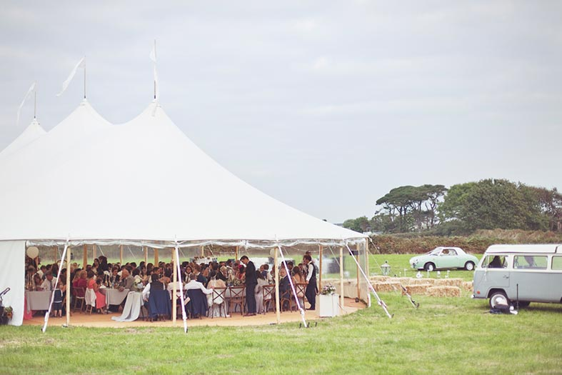 Stunning Sperry tents, exclusive to Papakata