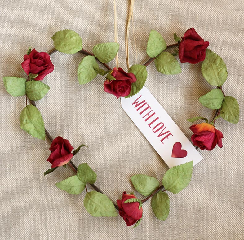 INSPIRED IDEA: Red Roses for your Valentine
