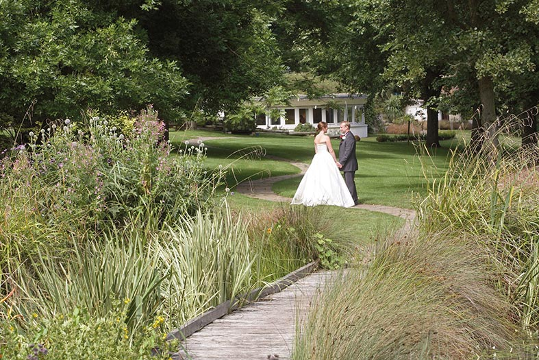 Pines Calyx - beautiful eco friendly wedding venue by the sea