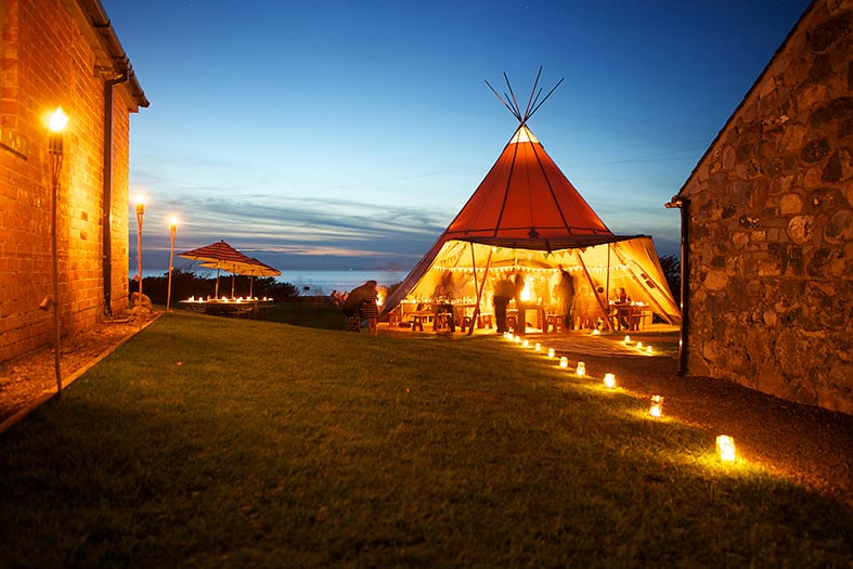 EVENT: Tipi open weekend ...