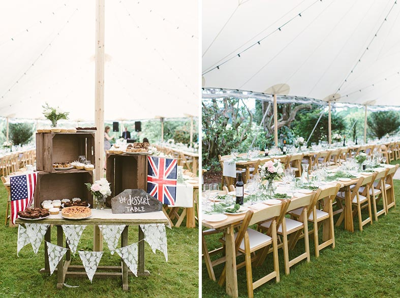 CREDIT: Paper Antler - Natural poles and lofty spaces for a Papakata wedding