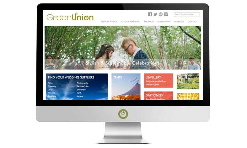 It's official - Green Union has a shiny new website!