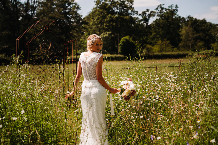 Wedding inspiration at The Little Dower House, captured by Alexis Jaworski