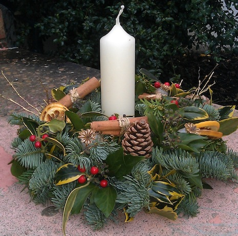 Organic Blooms Christmas Decor Workshops