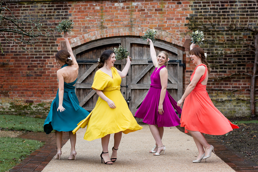 The Conscious Bride | Eco Friendly Ethical Wedding Bridal Bridesmaid Dresses | GREEN UNION | UK
