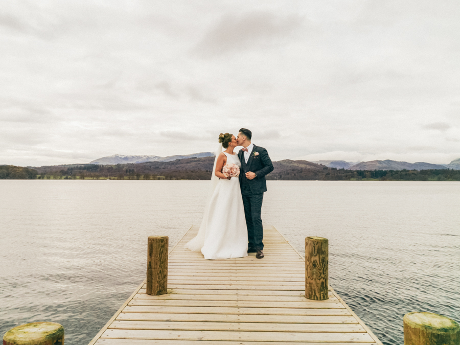 'World's Coolest Photographer', Ian Weldon, Captures A Couple's Wedding Day In The Lake District, Using Only A Huawei P30 Pro