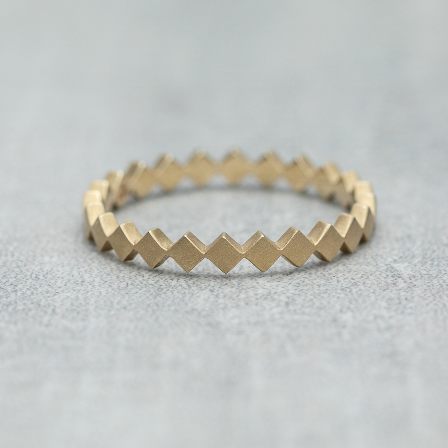 Ziorva | Modern Ethical Wedding Rings and Jewellery | GREEN UNION | UK