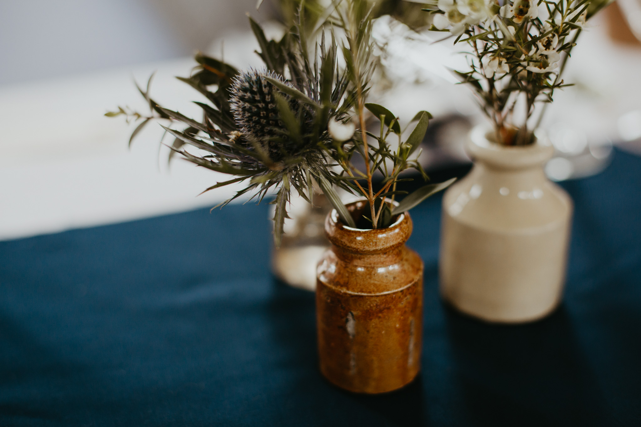 Katy & Matt's North London Eco Wedding captured by Lilly Sells Photography