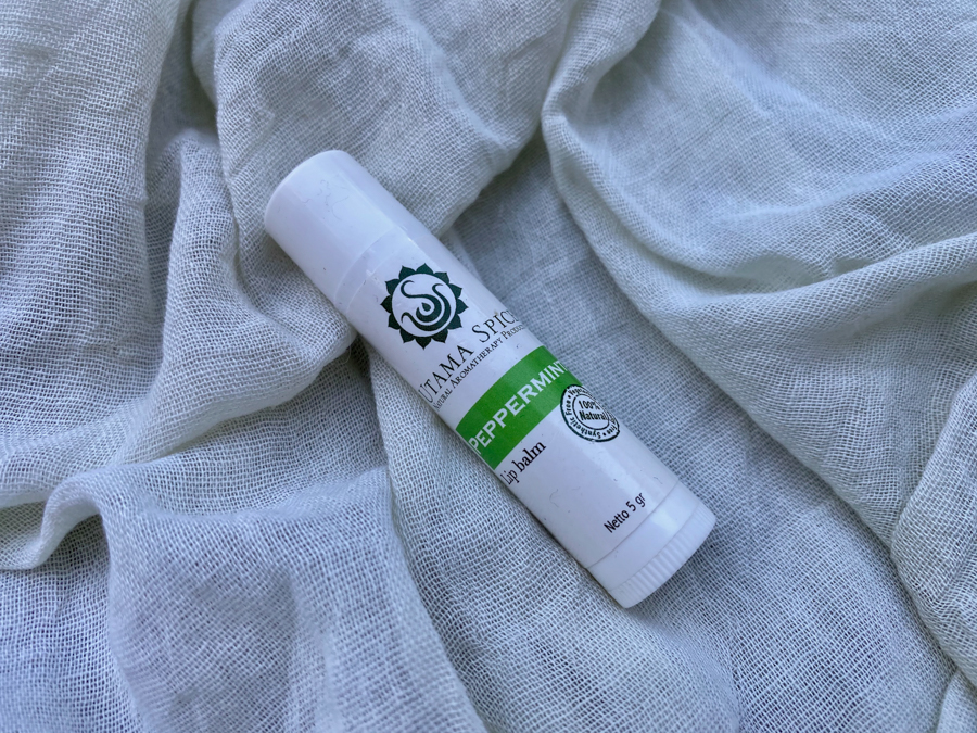 All-Natural And Sustainably Sourced Aromatherapy Products By Balinese Brand, Utama Spice - lip balm