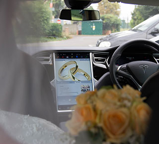 3FEV Luxury Tesla Rental