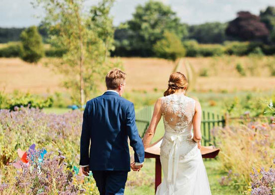 The Matara Centre | Unique Natural Wedding Venue Gloucestershire | GREEN UNION