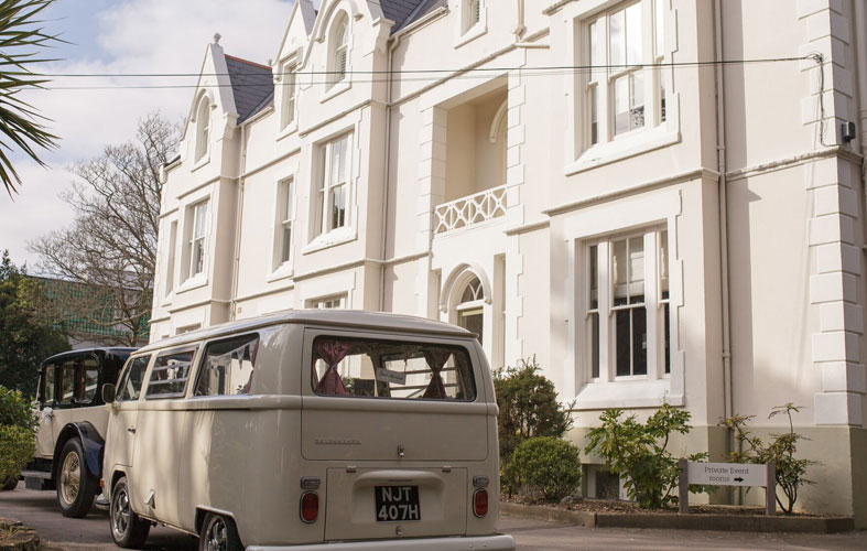 The Green House Hotel | Green Eco Friendly Wedding Venue | Dorset | GREEN UNION | UK