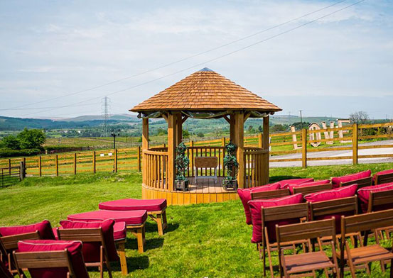 The Wellbeing Farm | Eco Barn Wedding Venue | Lancashire | GREEN UNION | UK