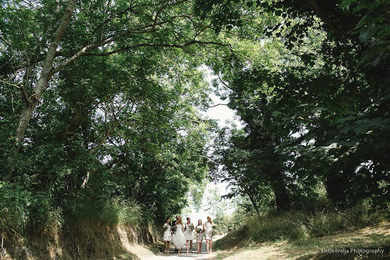 fforest is a magical Welsh wedding venue surrounded by beauty and nature