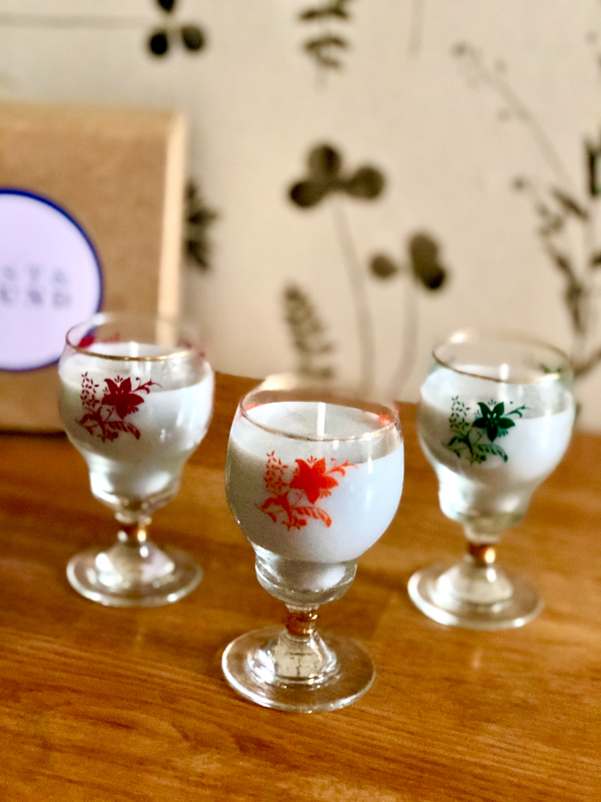 Lost and Found - Eco Soy Candles in Upcycled Glassware | GREEN UNION | UK