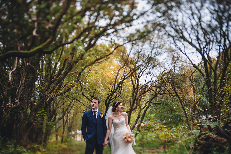 REAL WEDDINGS: A Ffabulous Fforest wedding camp