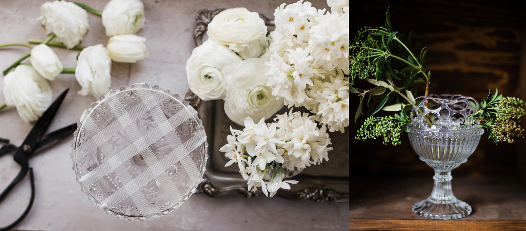 Foam-Free Floral Design Ideas from Sabine Darrall