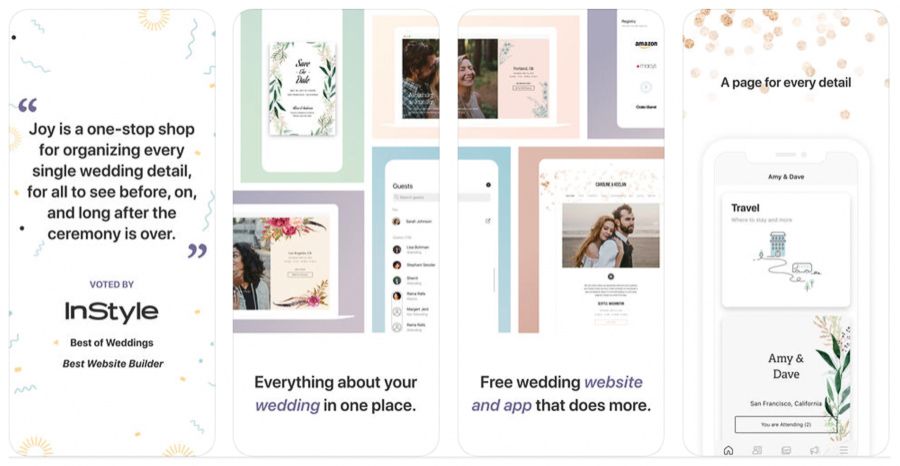 Here Comes the Smartphone: a Look at the Best 5 Wedding Planning Apps - Joy