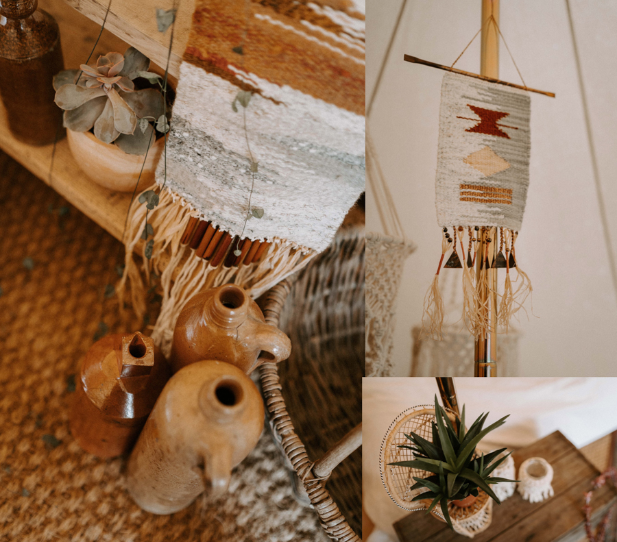 Bell Tents & Boho Dreaming by Wonderland Invites and Pitch Boutique, Captured by Kelsie Low