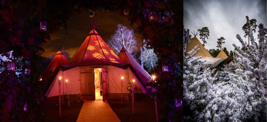 Stunning Tents and Brolly Bucket discuss Outdoor Weddings Whatever the Weather