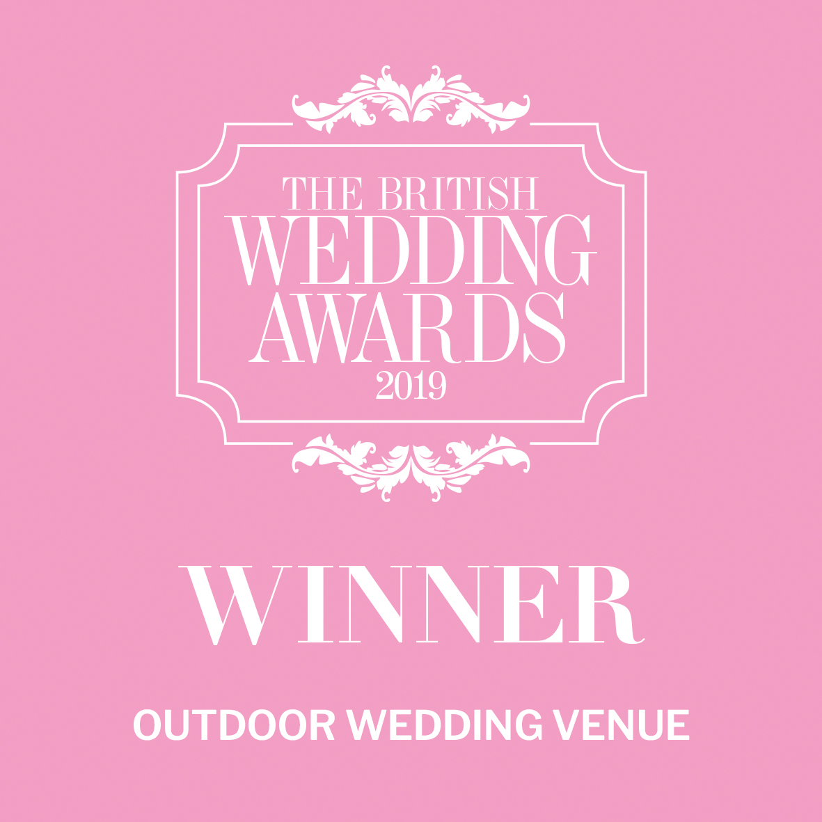Award winning wedding tents
