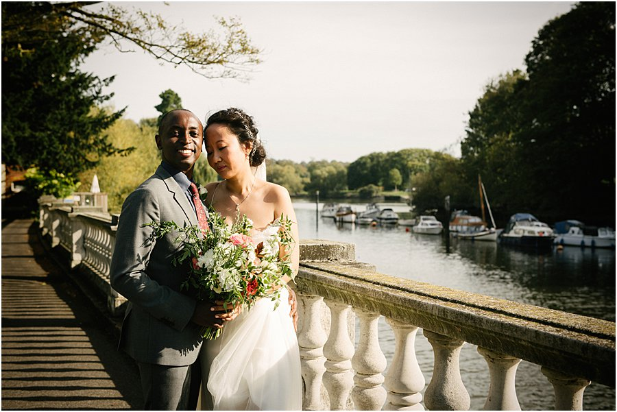 The York House Wedding of Tindy & Bao, captured by Lily Sawyer, with flowers by Urban Flower Farmer